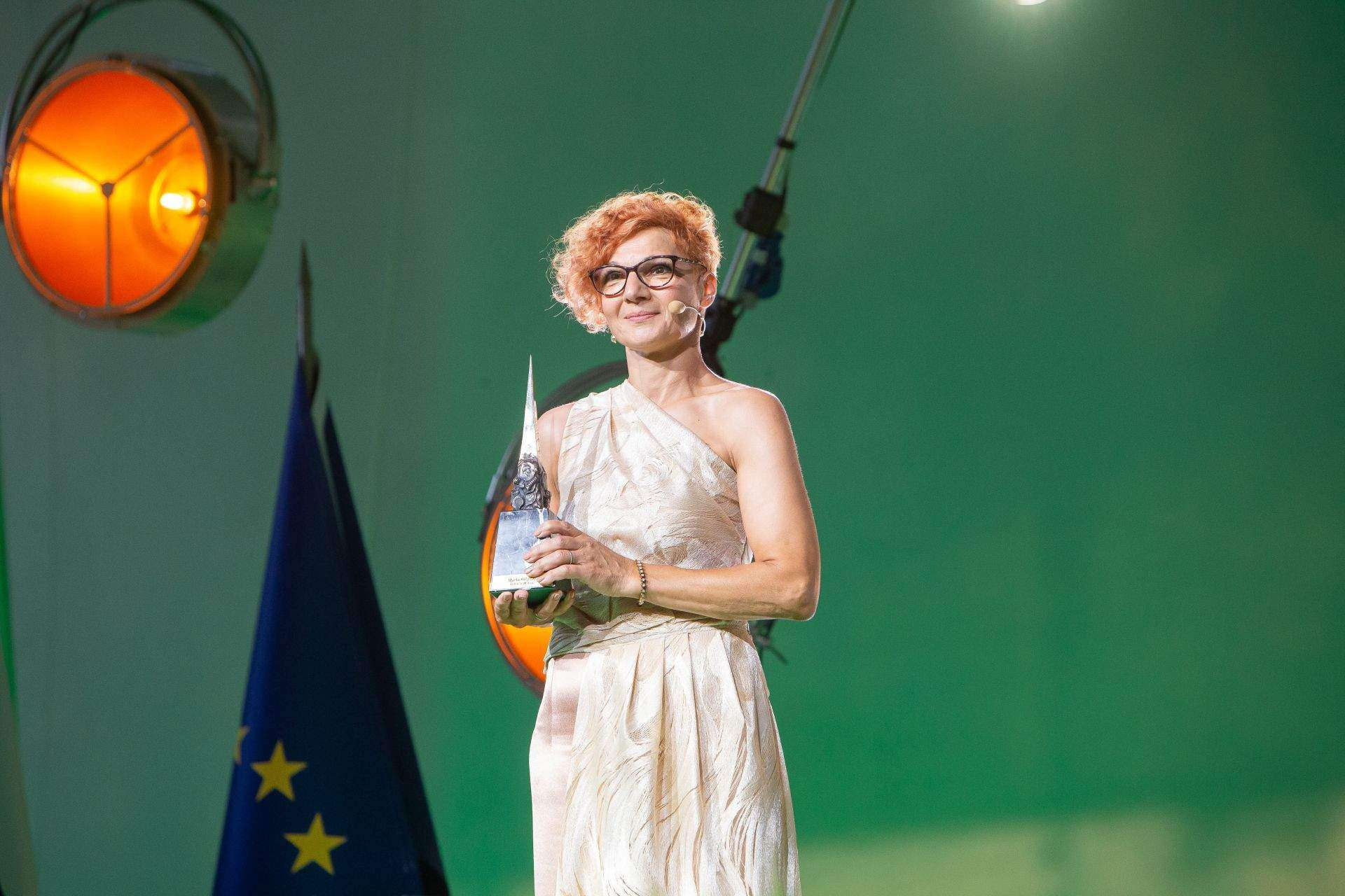 Economic Oscar for Managing Director Mrs. Marta Kelvišar!